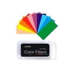 Godox Filtros p/ Flash Compacto