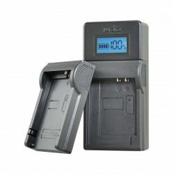 Jupio Carregador USB p/ Baterias Sony/JVC/Samsung