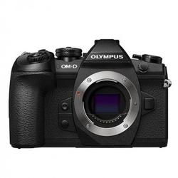 Olympus E-M1 II CORPO Preta