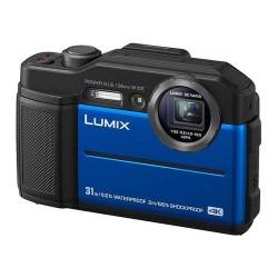 Panasonic LUMIX DC-FT7 Azul