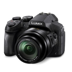 Panasonic LUMIX DMC-FZ300 Preta