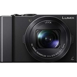 Panasonic LUMIX DMC-LX15 Preta