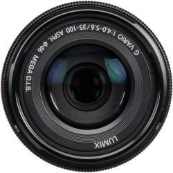Panasonic Lumix G Vario 35-100mm f/4.0-5.6 O.I.S - Preta