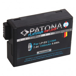 Patona Platinum Bateria LP-E8