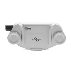 Peak Design Capture Camera Clip (V3) s/ Sapata Silver