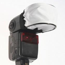 Phottix Difusor Universal p/ Flash Compacto