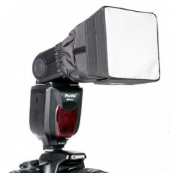 Phottix Mini Softbox p/ Flash Compacto