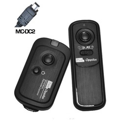 Pixel Disparador s/ Fios Oppilas RW-221/DC2 p/ Nikon (MC-DC2)