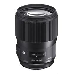 Sigma 135mm f/1.8 ART DG HSM p/ Canon