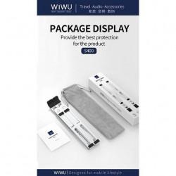 WiWU Suporte p/ Computador S400 Silver