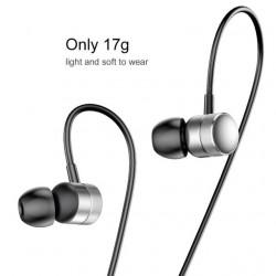 Baseus Auriculares Encok Silver (NGH04-0S)