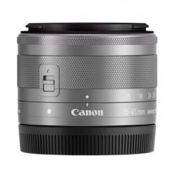 Canon EF-M 15-45mm f/3.5-6.3 IS STM - Sliver