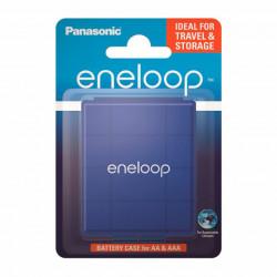Eneloop Caixa p/ 4 Pilhas AA e AAA