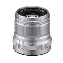 Fujinon XF 50mm f/2 R WR Prata