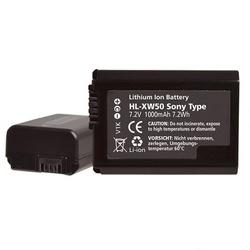 Hahnel Bateria Lítio HL-XW50 similar á Sony NP-FW50