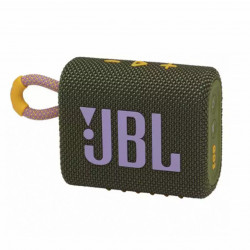 JBL Coluna Portátil Bluetooth GO 3 Green