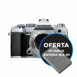Olympus E-M5 III CORPO Prata