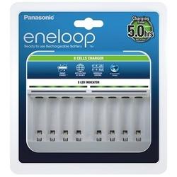 Panasonic Eneloop Carregador BQ-CC63 p/ Pilhas
