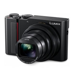 Panasonic LUMIX DC-TZ200 Preta