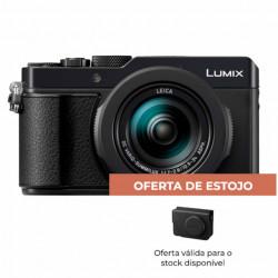 Panasonic LUMIX DC-TZ90 Preta
