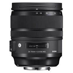 Sigma 24-70mm f/2.8 ART DG OS HSM p/ Nikon