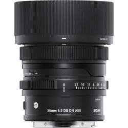 Sigma 35mm f/2 DG DN Série I Contemporary p/ Sony E