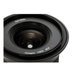 Zeiss Touit 12mm f/2.8 p/ Fuji X