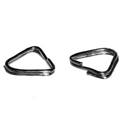 B.I.G. Split Ring - Anel Triangular - Pack de 2