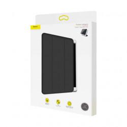 Baseus Capa de Couro Tipo Y p/ iPad 12.9 Pro Simplism Black (LTAPIPD-ASM01)