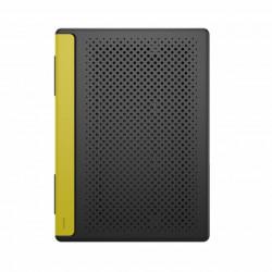 Baseus MacBook e Laptop Suporte Portátil Lets Go Mesh Gray/Yellow (SUDD-GY)