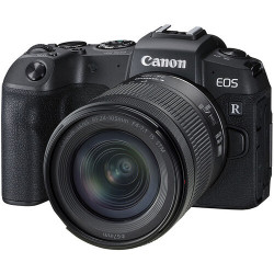 Canon EOS RP + RF 24-105mm f/4-7.1 IS STM