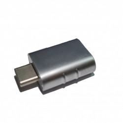Caruba Adaptador USB-C (Macho) - USB-A (Fêmea) USB 3.1