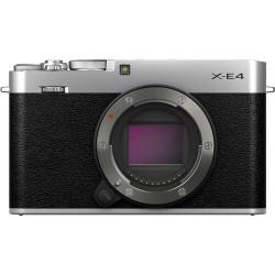 Fujifilm X-E4 Prata