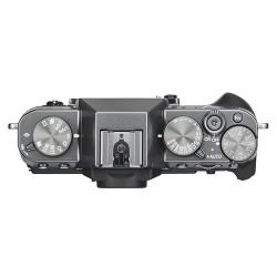 Fujifilm X-T30 Corpo Charcoal Silver