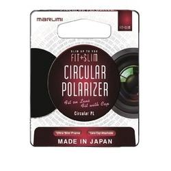 Marumi Slim Fit Filtro Circular Polarizador 58mm