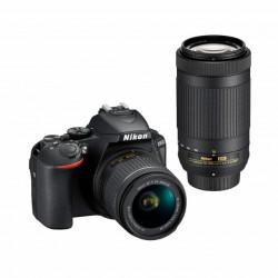 Nikon Kit D5600 + AFP 18-55 VR + 70-300 VR