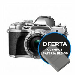 Olympus E-M5 III Kit Prata + EZ 14-42mm Prata