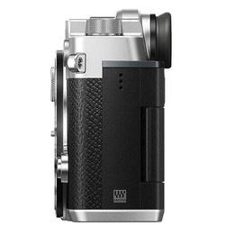 Olympus PEN-F Silver + 17mm f/1.8
