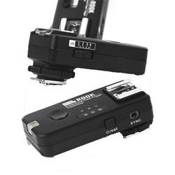 Pixel Rook Trigger Set p/ Nikon