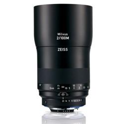 Zeiss Milvus 100mm f/2 Macro p/ Nikon F
