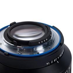 Zeiss Milvus 50mm f/1.4 p/ Nikon F