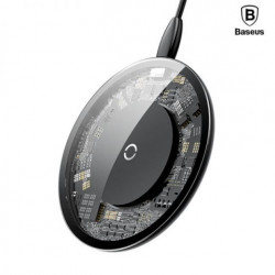 Baseus Carregador Wireless 10W Crystal (CCALL-AJK01)