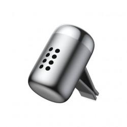 Baseus Fragrância Little Fatty c/ 7 Pcs Perfumes Silver (SUXUN-PDA0S)