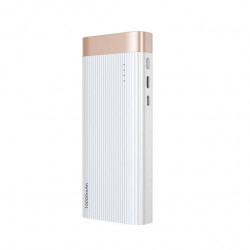 Baseus Power Bank Parallel 10.000mAh White (PPALL-PX02)