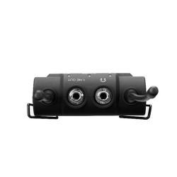 Boya Kit de Microfones de Lapela s/ sem Fios UHF Pro 2TX+1RX (BY-WM8 Pro-K2)