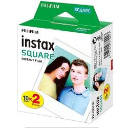 Fujifilm Instax Square - Recargas 10 x 2 Películas