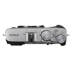 Fujifilm X-E3 Corpo Prata