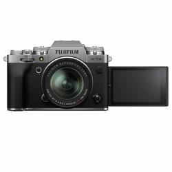 Fujifilm X-T4 Silver + XF 16-80mm f/4 R OIS WR Silver