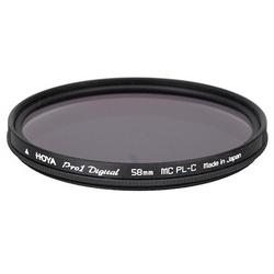 Hoya Filtro Polarizador PRO1 Digital 62mm