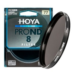 Hoya Filtro PRO ND8 (0.9) - 3 Stops - 55mm
